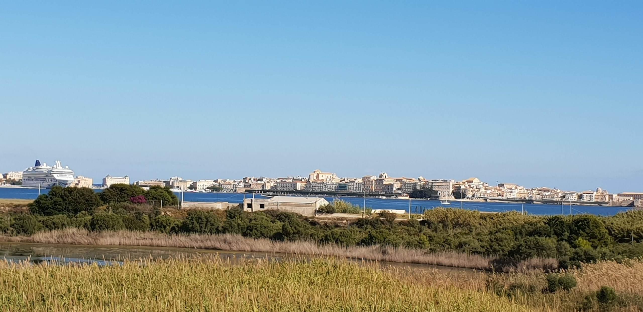 Ville Quadri nella Riserva del Fiume Ciane Siracusa