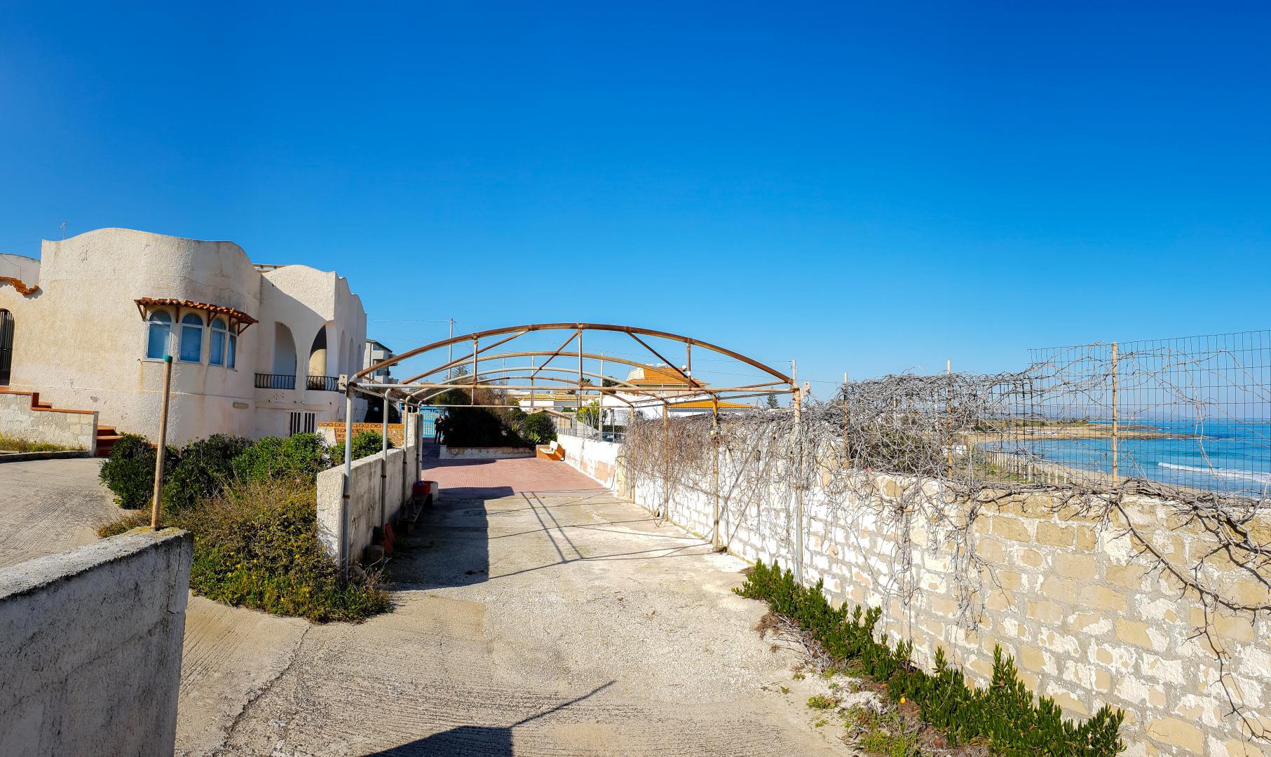 Villa Chiara sul mare con spiaggia privata